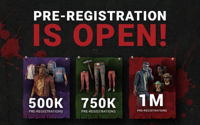 PRE-REGISTRATION IS OPEN