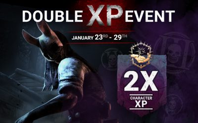 STATE OF DBD MOBILE #9: DOUBLE XP EVENT