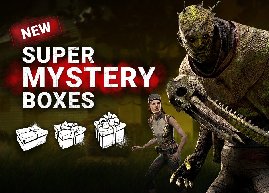 STATE OF DBD MOBILE #11: SUPER MYSTERY BOXES
