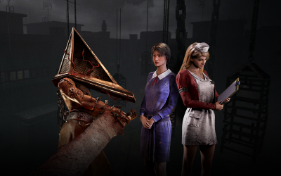 DISCOVER THE SILENT HILL COLLECTION