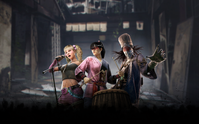 RETURN TO JAPAN WITH 3 NEW GRIM MATSURI CUSTOMIZATIONS